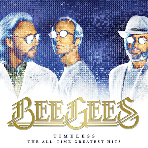 √Timeless - The All-Time Greatest Hits von Bee Gees - LP jetzt im Bravado Shop