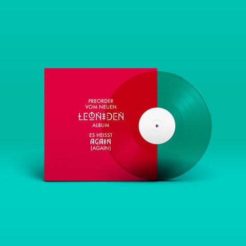 √Again (inkl. CD) - limitierte transparente Vinyl von Leoniden - LP jetzt im Bravado Shop