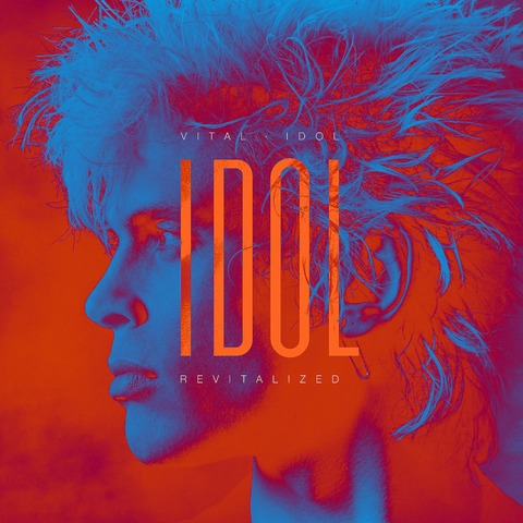 Vital Idol: Revitalized (2LP) von Billy Idol - 2LP jetzt im Bravado Store