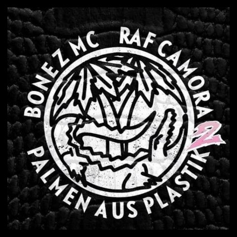 Palmen aus Plastik 2 (incl. MP3 Code) von Bonez MC & RAF Camora - LP jetzt im Bravado Shop