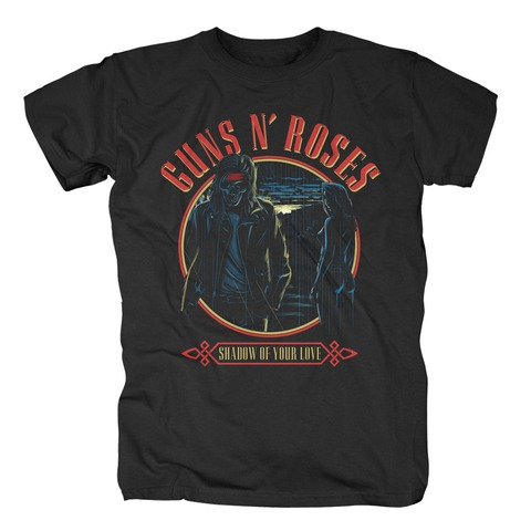 √Shadow of Your Love von Guns N' Roses - T-Shirt jetzt im Bravado Shop