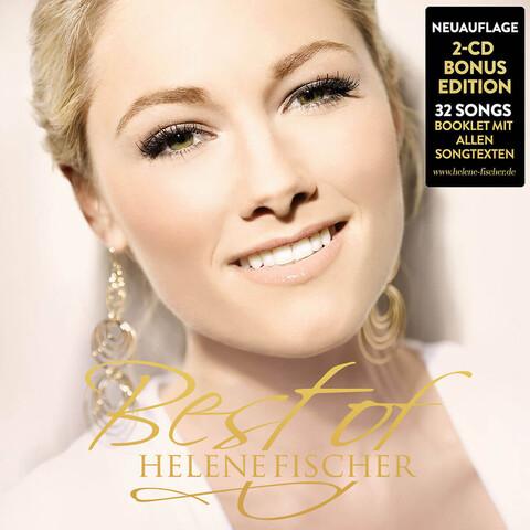 Best of (Bonus Edt.) von Helene Fischer - 2CD jetzt im Bravado Shop