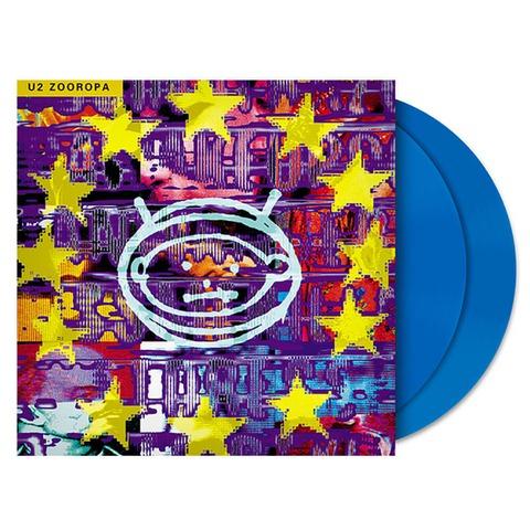 √Zooropa (Ltd. Coloured 2LP) von U2 - 2LP jetzt im Bravado Shop
