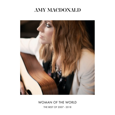 Woman Of The World: The Best Of Amy Macdonald von Amy Macdonald - LP jetzt im Bravado Shop
