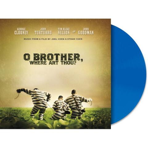 √O Brother, Where Art Thou (Ltd. Coloured 2LP) von Various Artists - 2LP jetzt im Bravado Shop