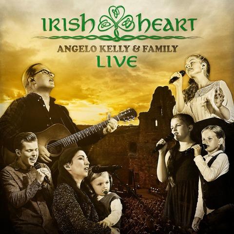 Irish Heart - Live von Angelo Kelly & Family - CD + DVD jetzt im Bravado Store
