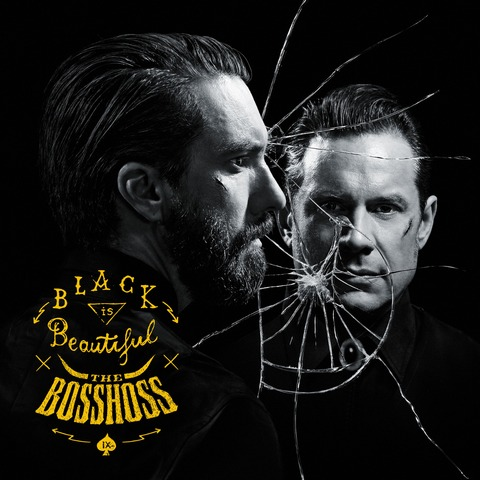 Black Is Beautiful von The Bosshoss - LP jetzt im Bravado Shop