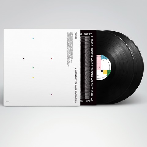 √A Brief Inquiry Into Online Relationships (2LP) von The 1975 - LP jetzt im Bravado Shop