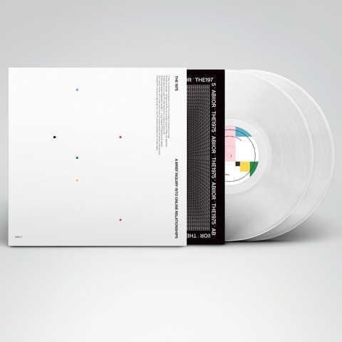 √A Brief Inquiry Into Online Relationships (Excl. Clear 2LP) von The 1975 - LP jetzt im Bravado Shop