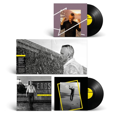 √Vita ce n'e (2LP) von Eros Ramazzotti - LP jetzt im Bravado Shop