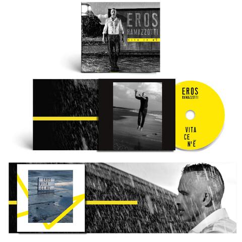 √Vita ce n'e (Deluxe) von Eros Ramazzotti - CD jetzt im Bravado Shop
