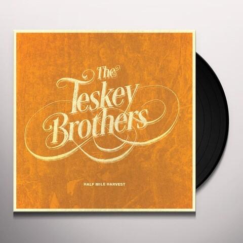 √Half Mile Harvest von The Teskey Brothers - LP jetzt im Bravado Shop
