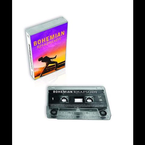 √Bohemian Rhapsody (Kassette) von Queen - CD jetzt im Bravado Shop