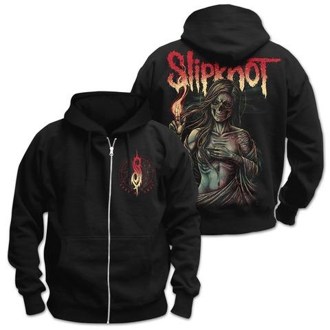 √Burn Me Away von Slipknot - Hooded jacket jetzt im Bravado Shop