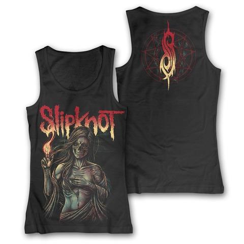 √Burn Me Away von Slipknot - Girlie Top jetzt im Bravado Shop