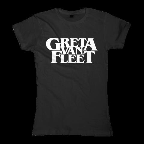 √Logo von Greta Van Fleet - Girlie Shirt jetzt im Bravado Shop
