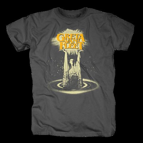 √Cinematic Lights von Greta Van Fleet - T-Shirt jetzt im Bravado Shop