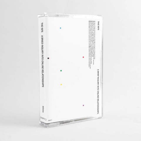 √A Brief Inquiry Into Online Relationships (Excl. Cassette) von The 1975 - LP jetzt im Bravado Shop