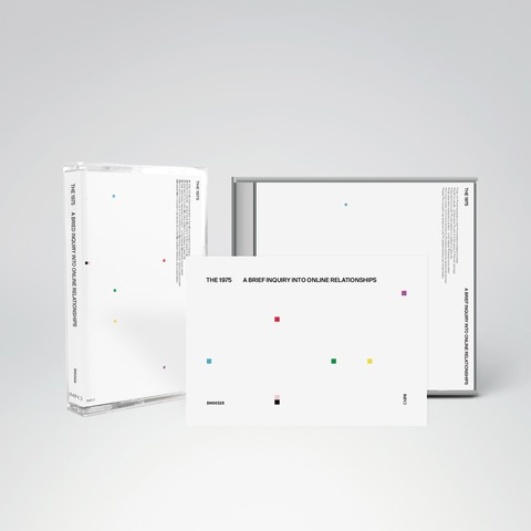 √A Brief Inquiry Into Online Relationships (CD Bundle) von The 1975 - CD jetzt im Bravado Shop