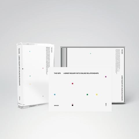 A Brief Inquiry Into Online Relationships (CD Bundle) von The 1975 - CD jetzt im Bravado Shop