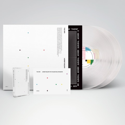 √A Brief Inquiry Into Online Relationships (Vinyl Bundle) von The 1975 - LP jetzt im Bravado Shop