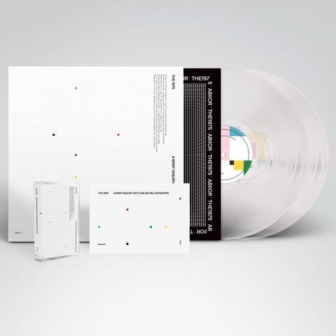 A Brief Inquiry Into Online Relationships (Vinyl Bundle) von The 1975 - LP jetzt im Bravado Shop