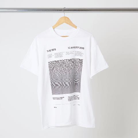 √Too Time von The 1975 - T-Shirt jetzt im Bravado Shop