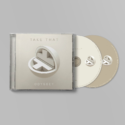 √Odyssey von Take That - CD jetzt im Bravado Shop