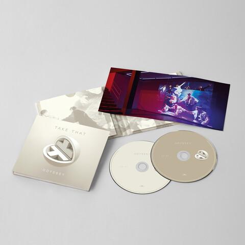 √Odyssey (Deluxe) von Take That - CD jetzt im Bravado Shop