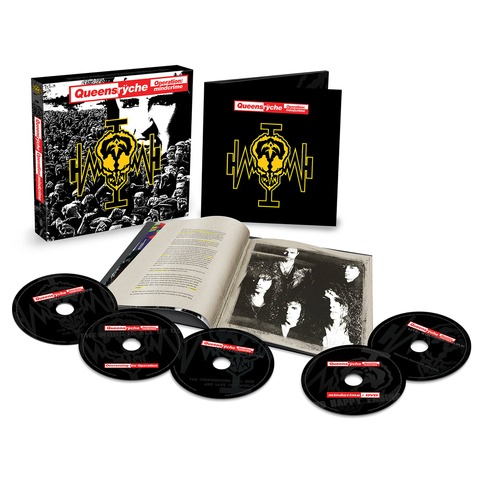 Operation: Mindcrime (Deluxe Boxset) von Queensrÿche - Boxset jetzt im Bravado Store