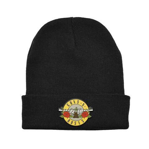 √Bullet Logo von Guns N' Roses - Beanie jetzt im Bravado Shop