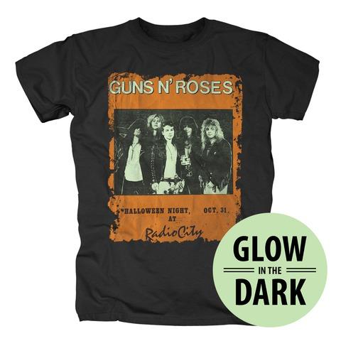 √Vintage Photo Halloween von Guns N' Roses - T-Shirt jetzt im Bravado Shop
