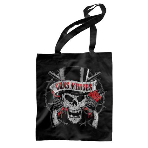 √Top Hat Skull von Guns N' Roses - Cotton sack jetzt im Bravado Shop