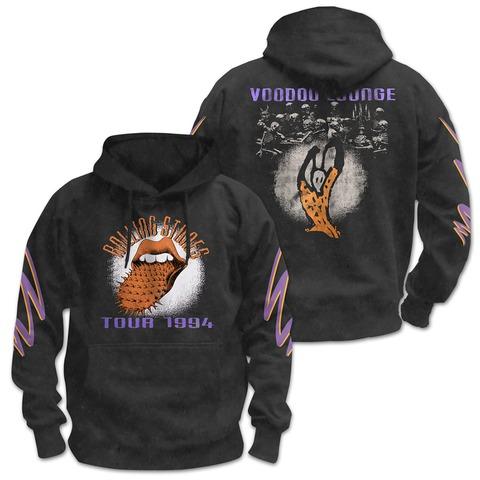 √Voodoo Lounge Jackyl von The Rolling Stones - Hood sweater jetzt im Bravado Shop