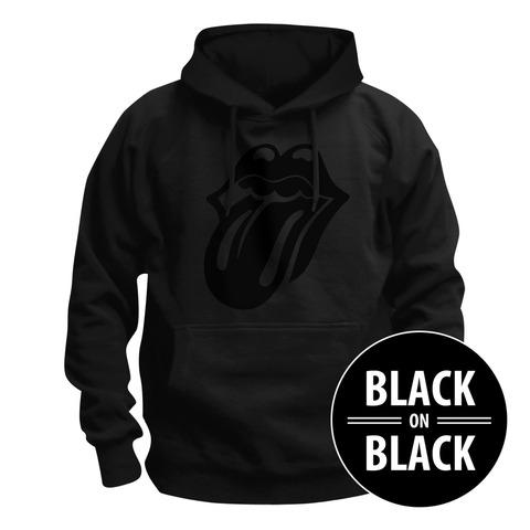 √Black Tongue von The Rolling Stones - Hood sweater jetzt im Bravado Shop