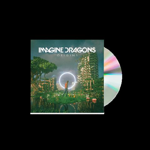 √Origins (12 Tracks) von Imagine Dragons - CD jetzt im Bravado Shop