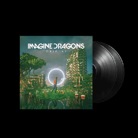 √Origins (2 LP) von Imagine Dragons - LP jetzt im Bravado Shop