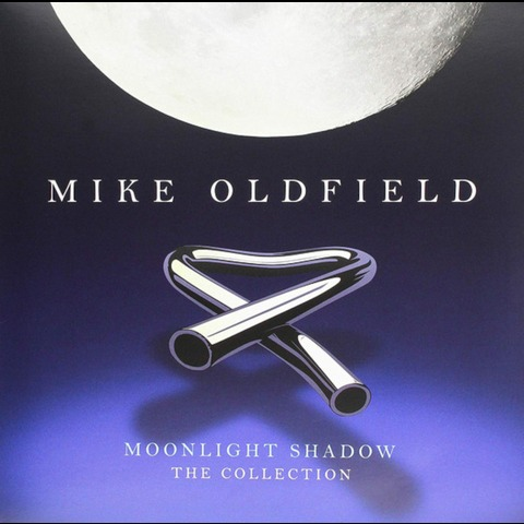 Moonlight Shadow: The Collection von Mike Oldfield - LP jetzt im Bravado Store