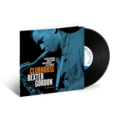Clubhouse (Tone Poet Vinyl) von Dexter Gordon - 1LP jetzt im Bravado Shop