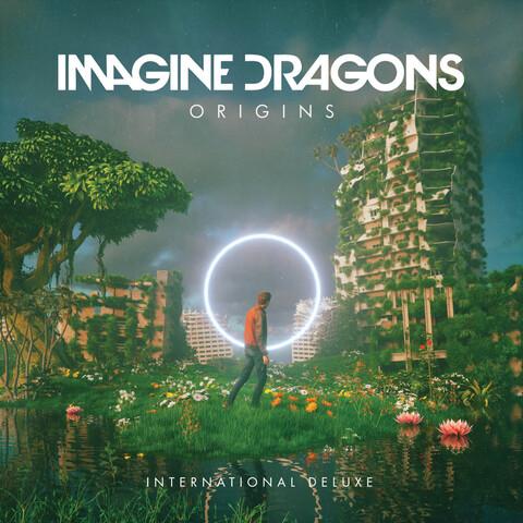 √Origins (15 Tracks) Deluxe von Imagine Dragons - CD jetzt im Bravado Shop