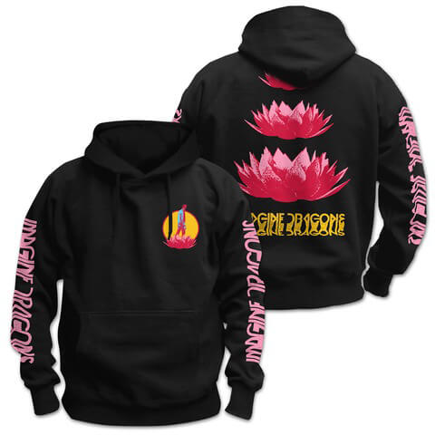 √Origins Lotus von Imagine Dragons - Hood sweater jetzt im Bravado Shop