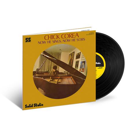 √Now He Sings, Now He Sobs (Tone Poet Vinyl) von Chick Corea -  jetzt im Bravado Shop