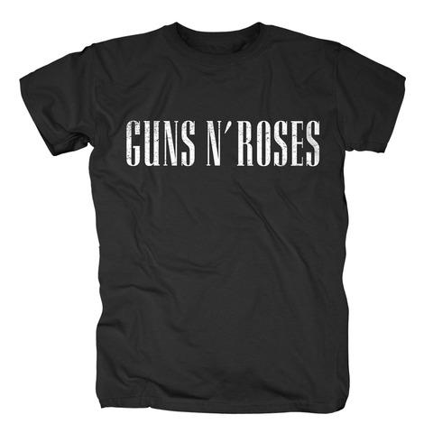 √Logo von Guns N' Roses - T-Shirt jetzt im Bravado Shop