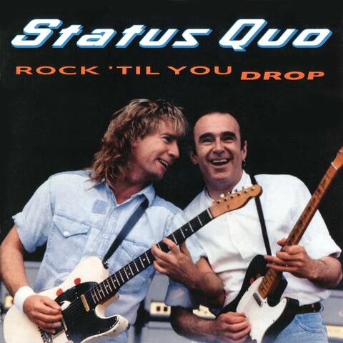 √Rock 'Til You Drop (3-CD) von Status Quo - CD jetzt im Bravado Shop