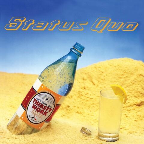 Thirsty Work (2-CD) von Status Quo - CD jetzt im Bravado Shop