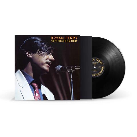Let's Stick Together (Remastered LP) von Bryan Ferry - LP jetzt im Bravado Shop