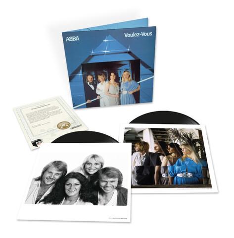 Voulez Vous (2LP Half Speed Master) von ABBA - 2LP jetzt im Bravado Store