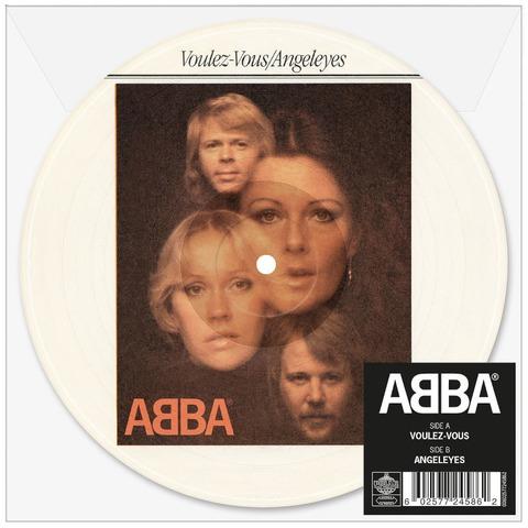 """Voulez Vous (Limited 7"""" Picture Disc) von ABBA - Picture Single jetzt im Bravado Store"""