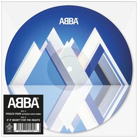 """Voulez Vous (Extended Dance Remix) (Limited 7"""" Picture Disc) von ABBA - Picture Single jetzt im Bravado Store"""