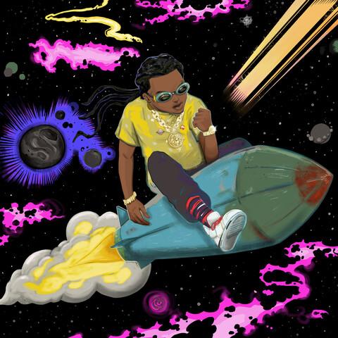 √The Last Rocket von Takeoff - LP jetzt im Bravado Shop